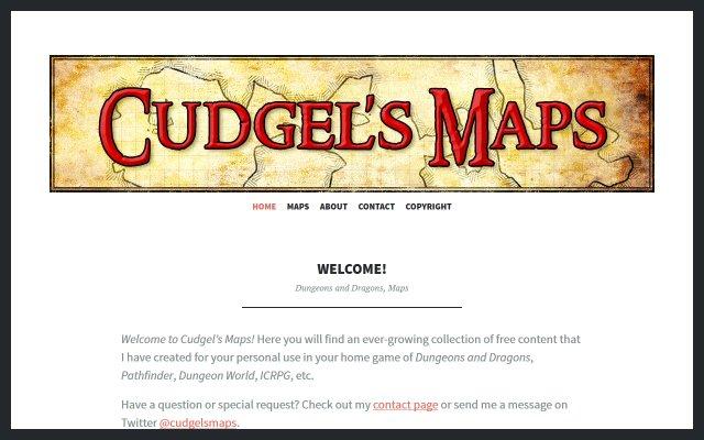 cudgelsmaps.com