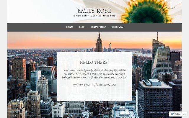 eventsbyemilyrose.com
