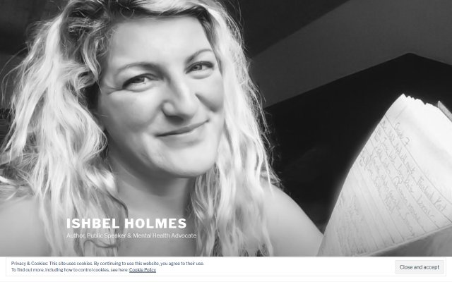 ishbelholmes.com