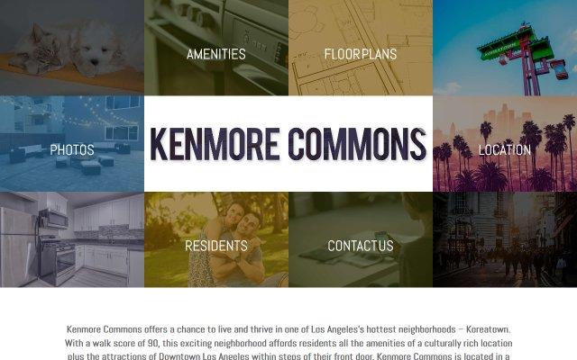 kenmorecommons.com