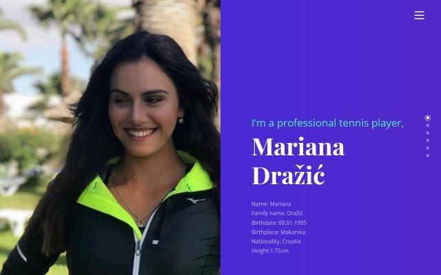 marianadrazic.com