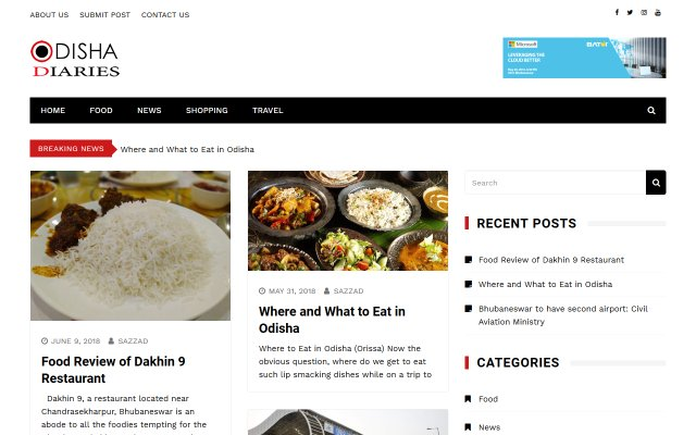 odishadiaries.com