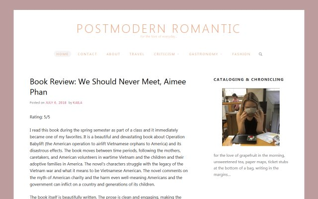 postmodernromantic.com