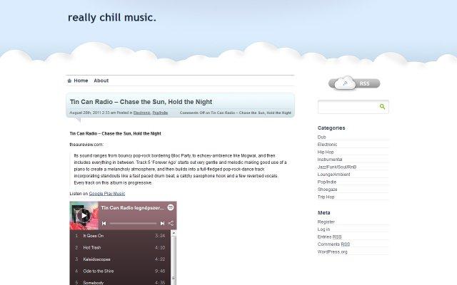reallychillmusic.com