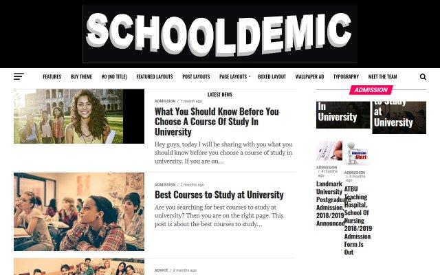 schooldemic.com