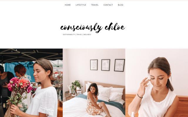 consciouslychloe.com
