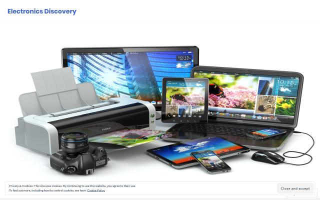 electronicsdiscovery.com