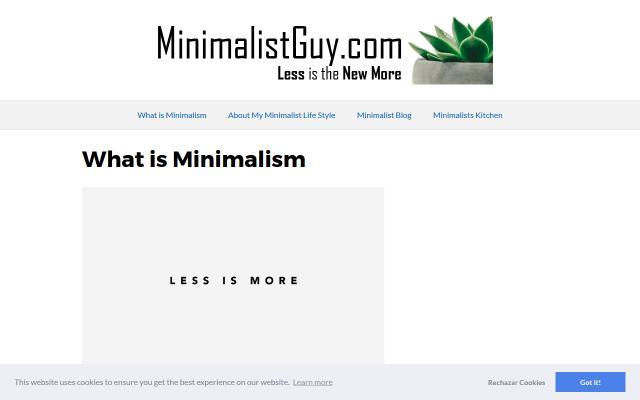 minimalistguy.com