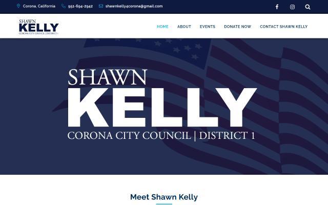 shawnkelly4corona.com