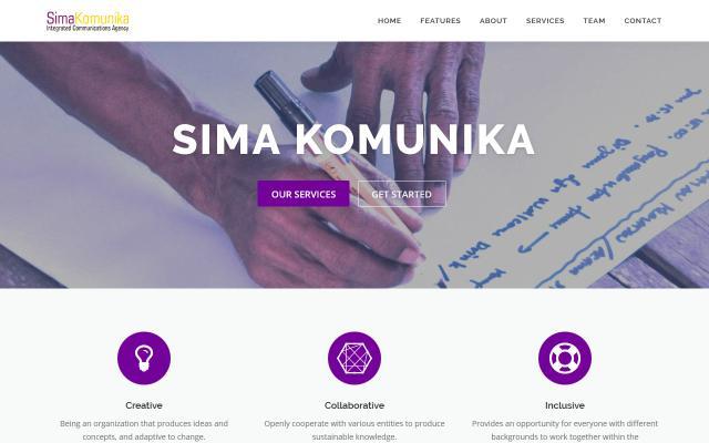 simakomunika.com