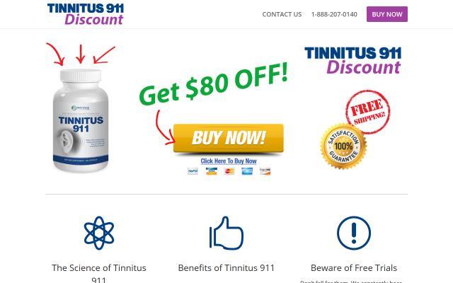 tinnitus911discount.com