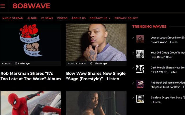 8o8wave.com