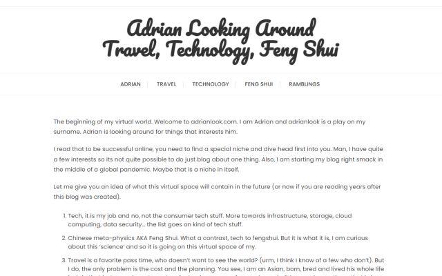 adrianlook.com