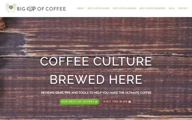 bigcupofcoffee.com