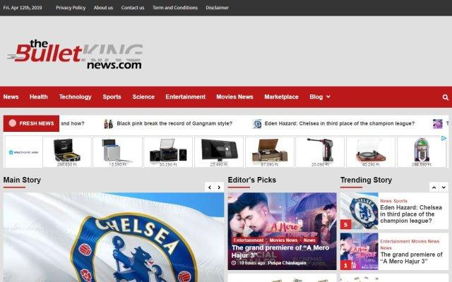 bulletkingnews.com