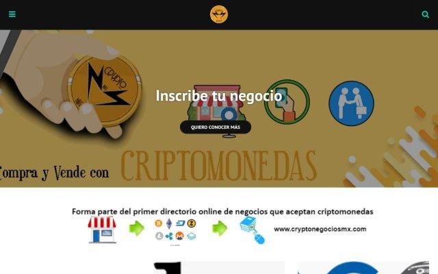 cryptonegociosmx.com