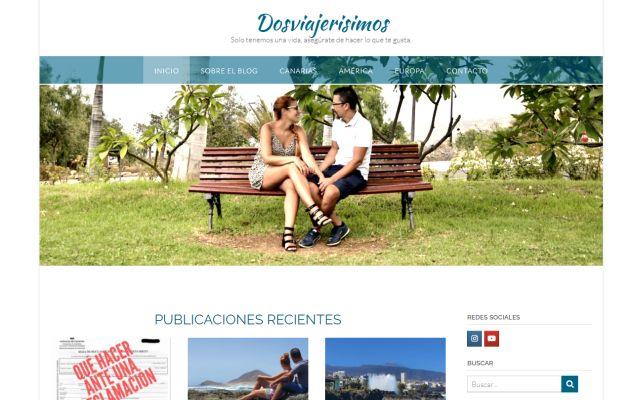 dosviajerisimos.com