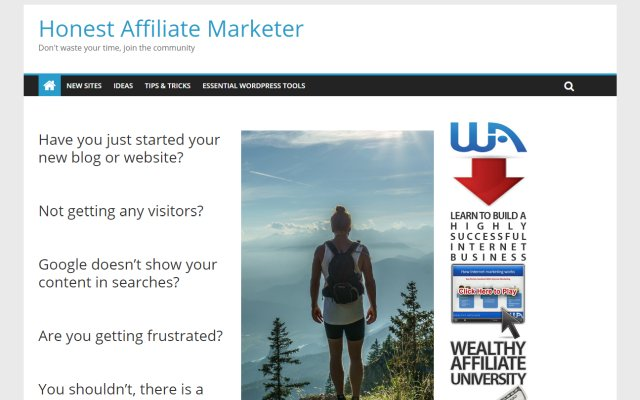 honestaffiliatemarketer.com