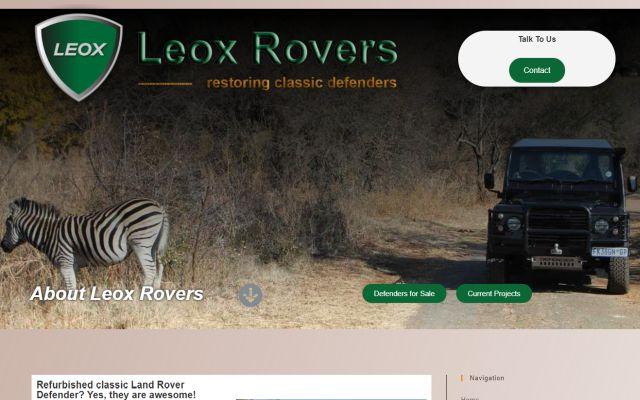 leoxrovers.com