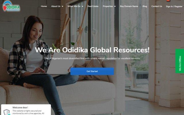 odidikaglobalresourceltd.com