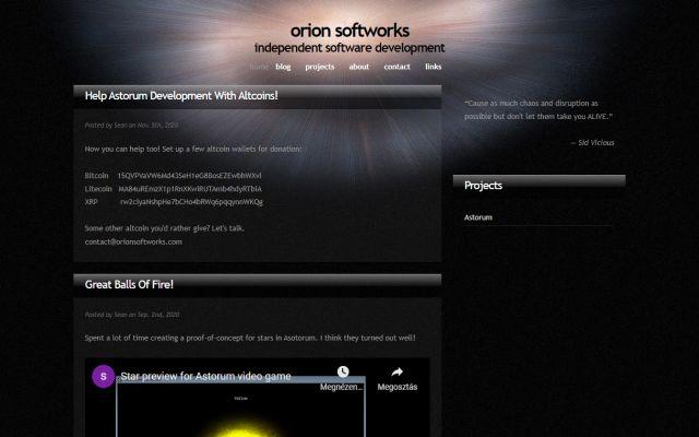 orionsoftworks.com