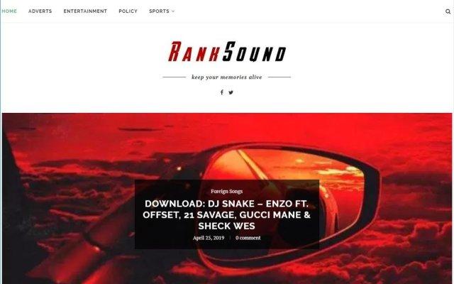 ranksound.com