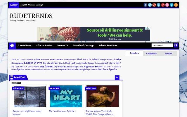 rudetrends.com