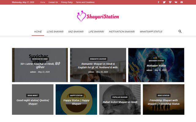 shayaristation.com