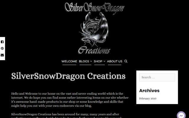 silversnowdragon.com
