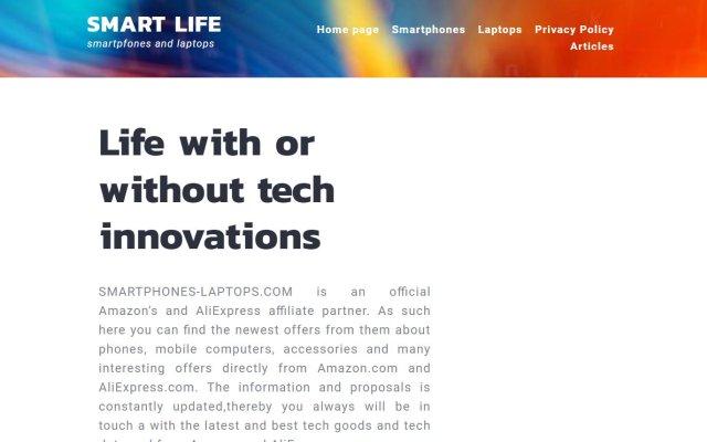 smartphones-laptops.com
