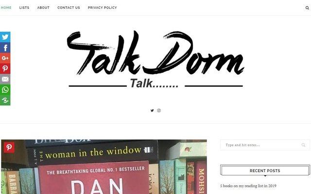 talkdorm.com