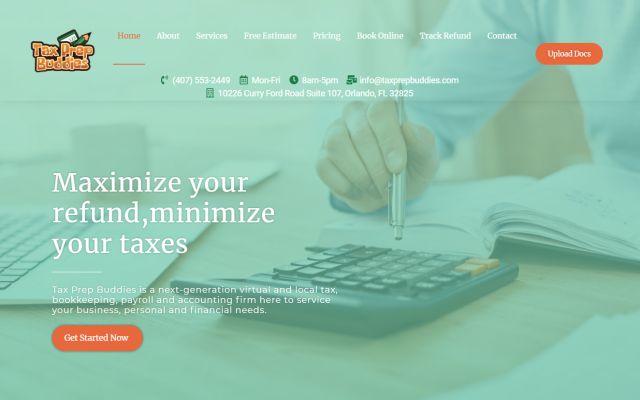 taxprepbuddies.com
