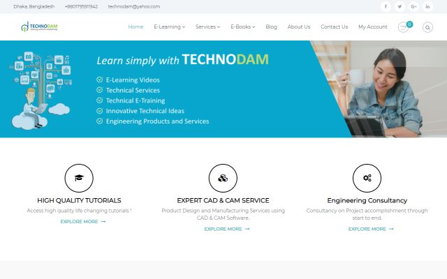 technodam.com