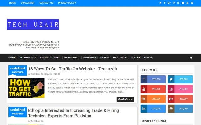techuzair.com