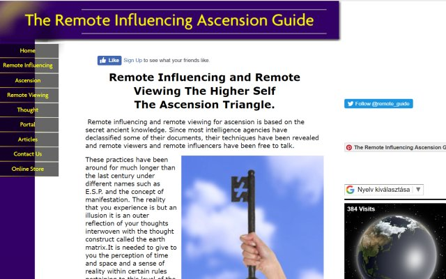 theremoteinfluencingascensionguide.com