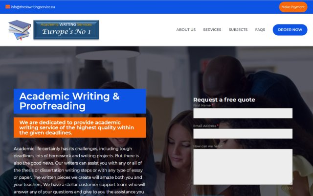 thesiswritingservice.eu