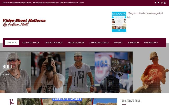 videoshootmallorca.com