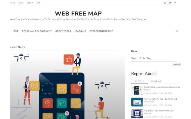 webfreemap.com