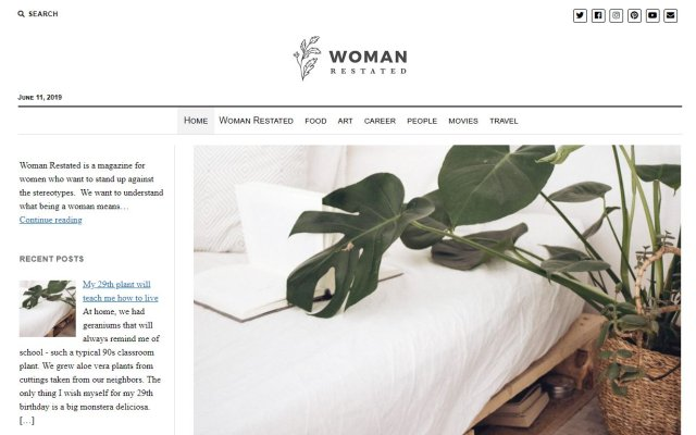 womanrestated.com