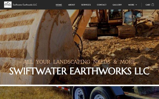 www.swiftwaterearthworks.com