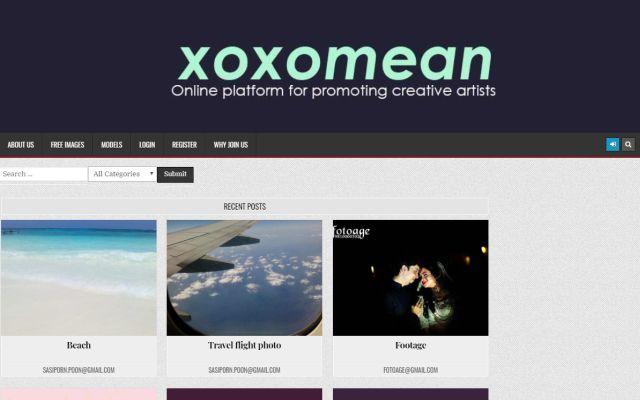 xoxomean.com