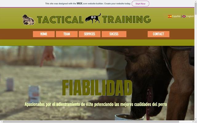 tacticalk9training.com