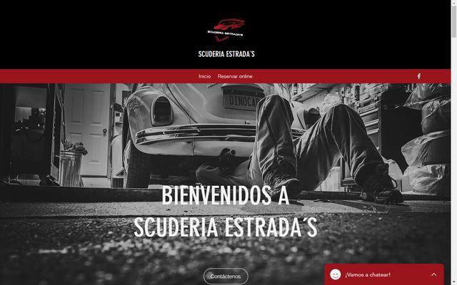 tallerscuderiaestradas.com